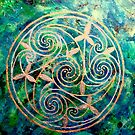 Celtic Shield by Lynne Kells (earthangel)