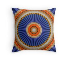 Tubac Bell - Kaleidoscope Throw Pillow