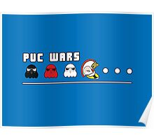 Puc Wars Poster