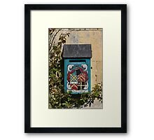 You have Mail MLud Framed Print