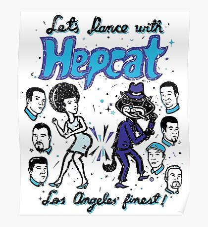 Dance With Hepcat Poster