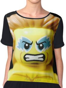 Lego Wrestling Champion Chiffon Top