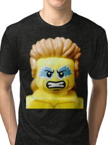 Lego Wrestling Champion Tri-blend T-Shirt