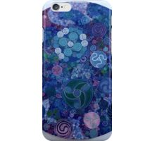 Celtic shield abstract iPhone Case/Skin