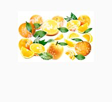 Bitter Oranges from Amalfi Womens Fitted T-Shirt