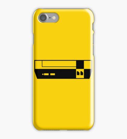 Minimal Nintendo Entertainment System. iPhone Case/Skin