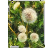 just a happy day iPad Case/Skin