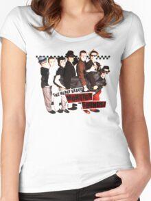 Heavy Monter Sound ! Women's Fitted Scoop T-Shirt