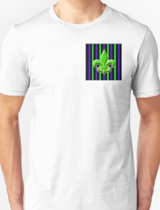 Classically French  Green  Unisex T-Shirt