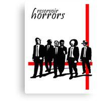 Reservoir Horrors Canvas Print