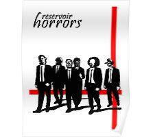 Reservoir Horrors Poster