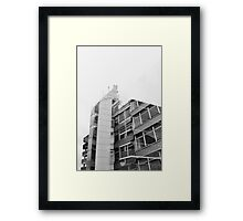 Sovereign House  Framed Print
