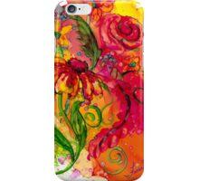 Fiesta Flowers iPhone Case/Skin