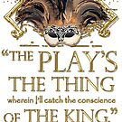 Shakespeare Hamlet Play Quote by Sally McLean
