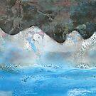 Ocean on an alien world by George Hunter
