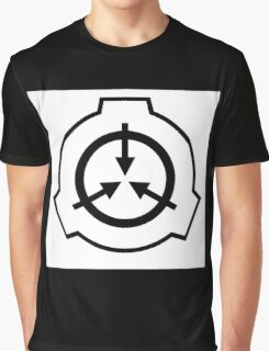SCP Foundation Graphic T-Shirt