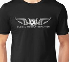 Global occult coalition Unisex T-Shirt