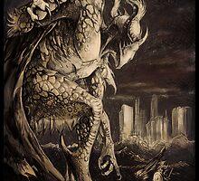 Gargoyle by cjellis