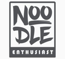 Noodle Enthusiast One Piece - Short Sleeve