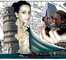 Dreaming about Pisa by dadavfc