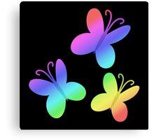 MLP - Cutie Mark Rainbow Special - Fluttershy Canvas Print