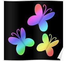 MLP - Cutie Mark Rainbow Special - Fluttershy Poster