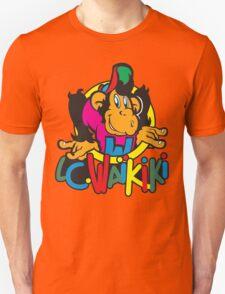 vintage 80's monkey Unisex T-Shirt