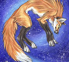 Nightfox by Mayra Boyle