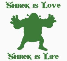 Shrek is Love by Doodybop