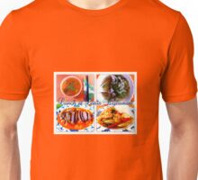 Lunch at LOTUS Unisex T-Shirt