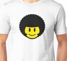 Afro Smiley Unisex T-Shirt