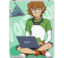 Pidge Gunderson iPad Case/Skin