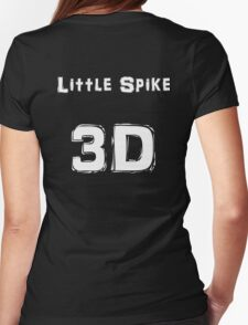 Spike Jersey Womens Fitted T-Shirt