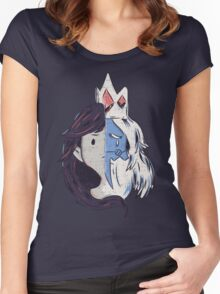 Marcy and Simon V.2 Women's Fitted Scoop T-Shirt