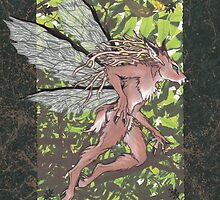 Deer Fae by Mayra Boyle