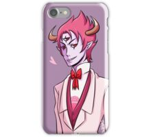 Tom the Demon - Bloodmoon iPhone Case/Skin