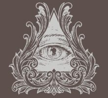 Illuminati - All Seeing Eye by IlluminNation