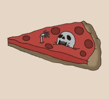 pizza cemetery by rustypop