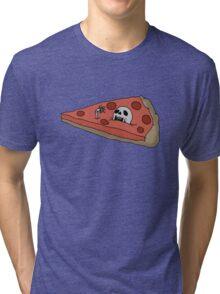 pizza cemetery Tri-blend T-Shirt