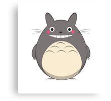 My best Totoro ! [Ultra HD] Canvas Print