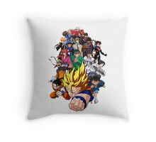 I Love Anime Pillow! Throw Pillow