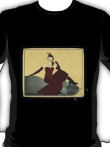 Steampunk Chic T-Shirt
