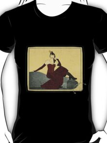 Steampunk Chic T-Shirt