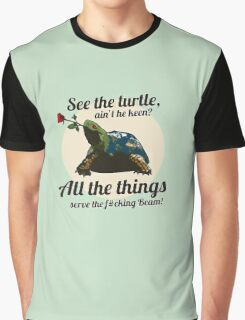 Keen Turtle Graphic T-Shirt