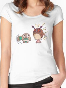 Twit-ta-woo Women's Fitted Scoop T-Shirt