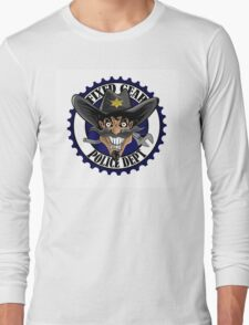 Fixed Gear Police Long Sleeve T-Shirt