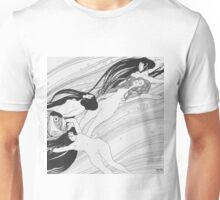 Fish Blood by Gustav Klimt Unisex T-Shirt