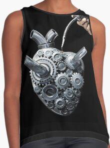 Mechanical Heart Contrast Tank