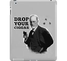 Drop Your Ciggas iPad Case/Skin
