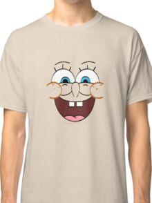 Sponge Face ! [UltraHD] Classic T-Shirt